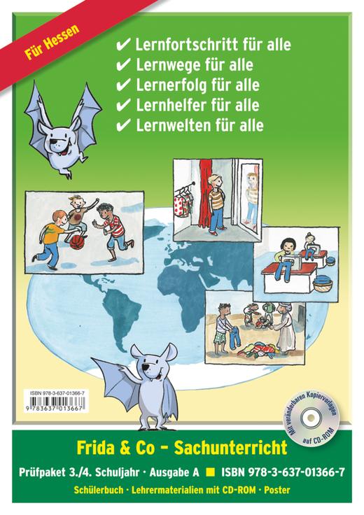 Frida & Co - Sachunterricht - Produktpaket - 3./4. Schuljahr