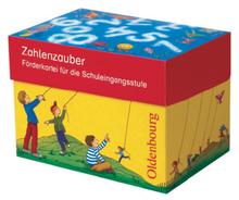 Zahlenzauber - Förderkartei für die Schuleingangsstufe - 1. Schuljahr