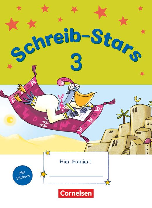 Schreib-Stars - Übungsheft - 3. Schuljahr