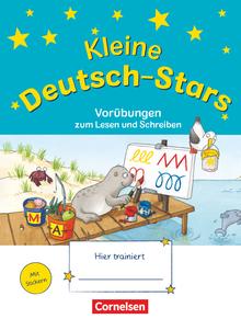 Deutsch-Stars - Kleine Deutsch-Stars - Übungsheft - 1. Schuljahr
