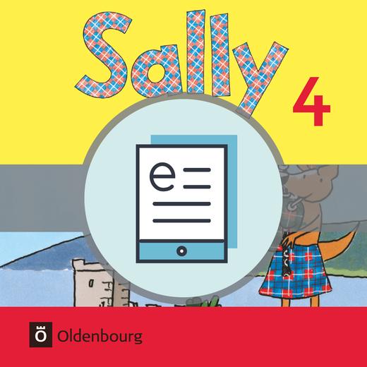 Sally - Pupil's Book als E-Book - 4. Jahrgangsstufe