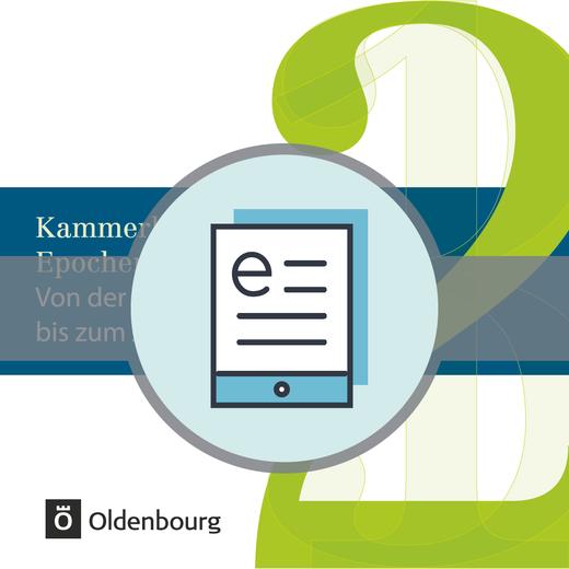Kammerlohr - Von der Renaissance bis zum Jugendstil - Schülerbuch als E-Book - Band 2