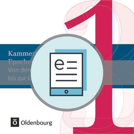 Kammerlohr - Von den Ursprüngen bis zur Gotik - Schülerbuch als E-Book - Band 1