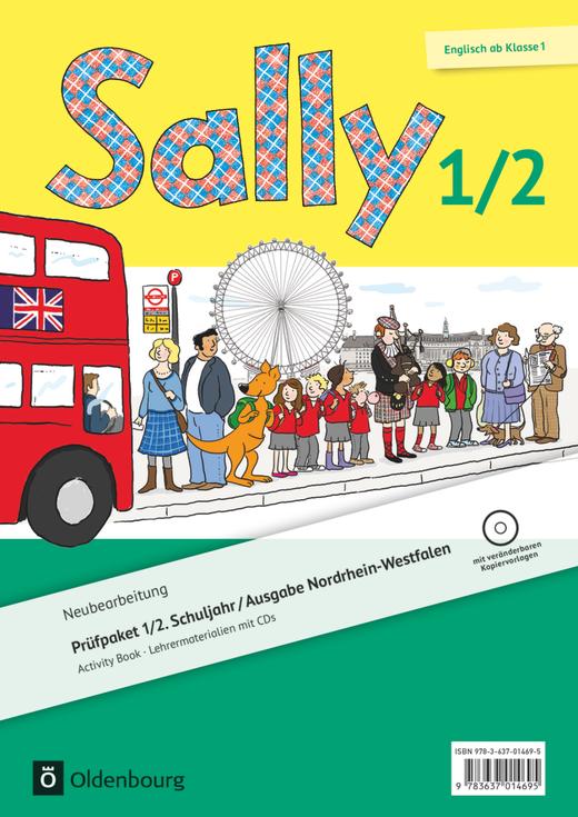 Sally - Produktpaket - 1./2. Schuljahr