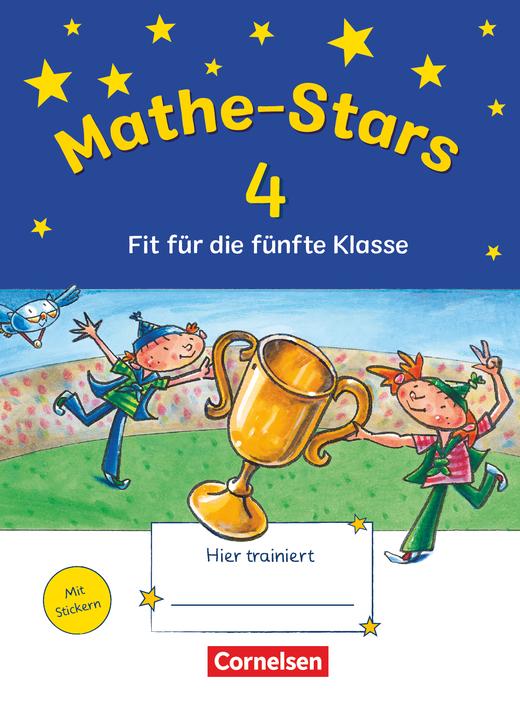 Mathe-Stars - Fit für die 5. Klasse - Übungsheft