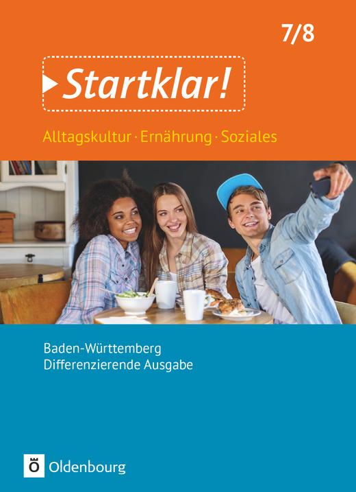 Startklar! - Schülerbuch - 7./8. Schuljahr