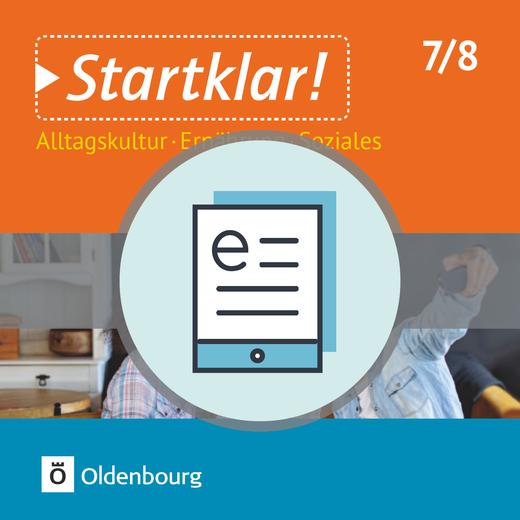 Startklar! - Schülerbuch als E-Book - 7./8. Schuljahr