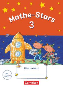 Mathe-Stars - Übungsheft - 3. Schuljahr