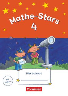 Mathe-Stars - Übungsheft - 4. Schuljahr