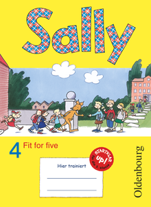 Sally - Fit for five - Übungsheft - 4. Schuljahr