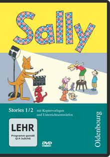 Sally - Stories - Video-DVD - 1./2. Schuljahr