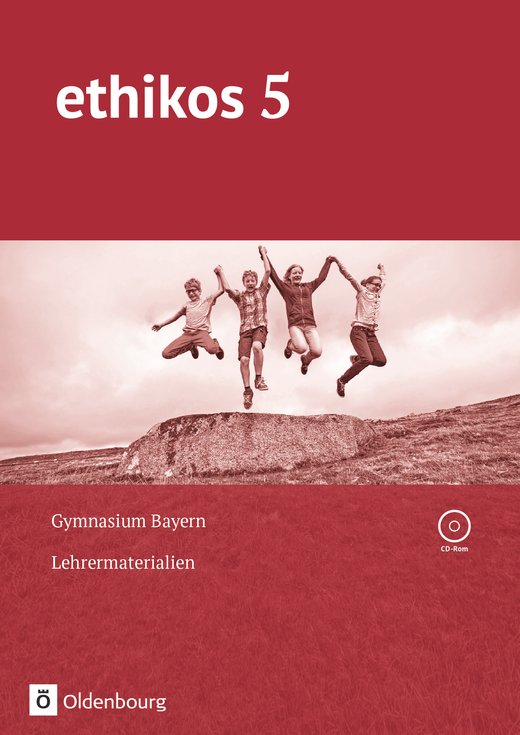 Ethikos - Lehrermaterialien mit CD-ROM - 5. Jahrgangsstufe
