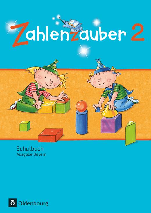 Zahlenzauber - Schülerbuch mit Kartonbeilagen - 2. Jahrgangsstufe