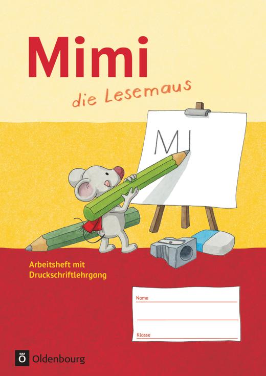 Mimi, die Lesemaus - Arbeitsheft