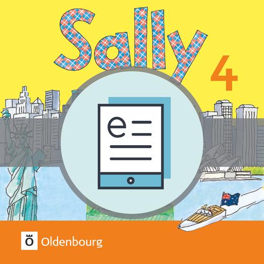 Sally - Sally 4 Pupil's Book Ausgabe D E-Book - Lehrwerk für den Englischunterricht ab Klasse 1 - Pupil's Book als E-Book - 4. Schuljahr