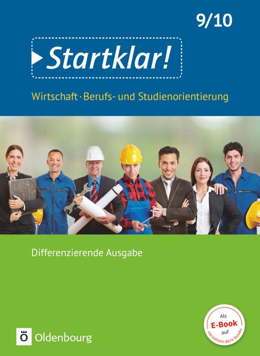 Startklar! - Schülerbuch - 9./10. Schuljahr