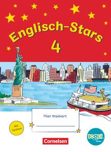 Englisch-Stars - Übungsheft - 4. Schuljahr