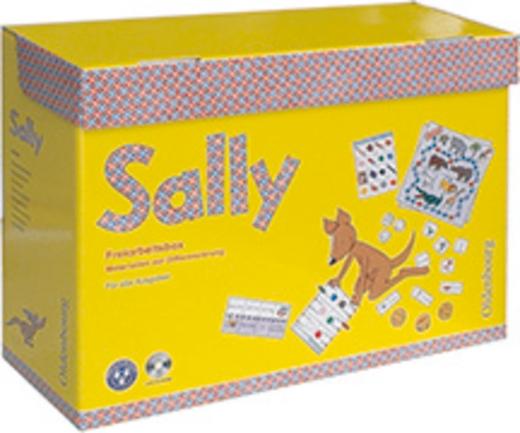 Sally - Freiarbeitsbox - Wortschatzspiele - Zu allen Schuljahren