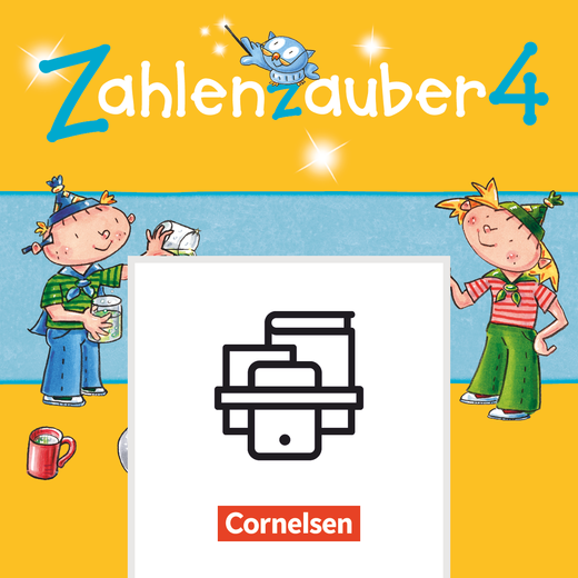 Zahlenzauber - Beilagen zum Schülerbuch im 5er-Pack - 4. Schuljahr