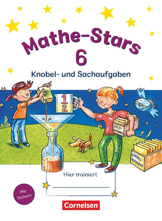 Mathe-Stars - Übungsheft - 6. Schuljahr