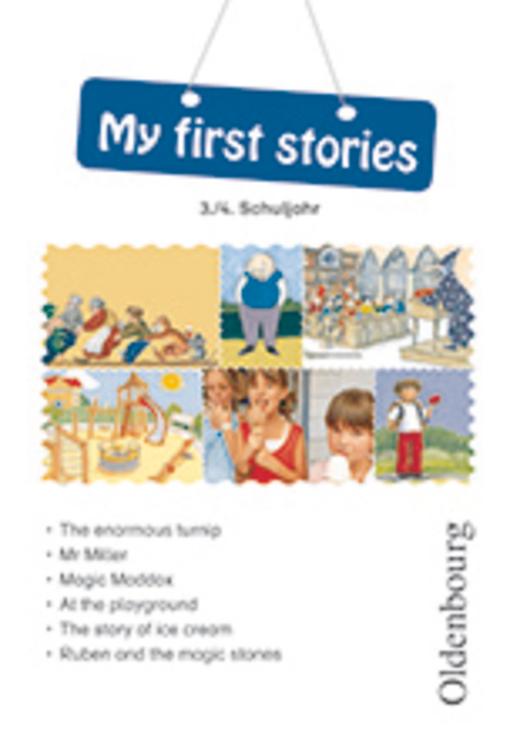 My first stories - Lesepaket - 6 Lektürehefte im Paket - 3./4. Schuljahr