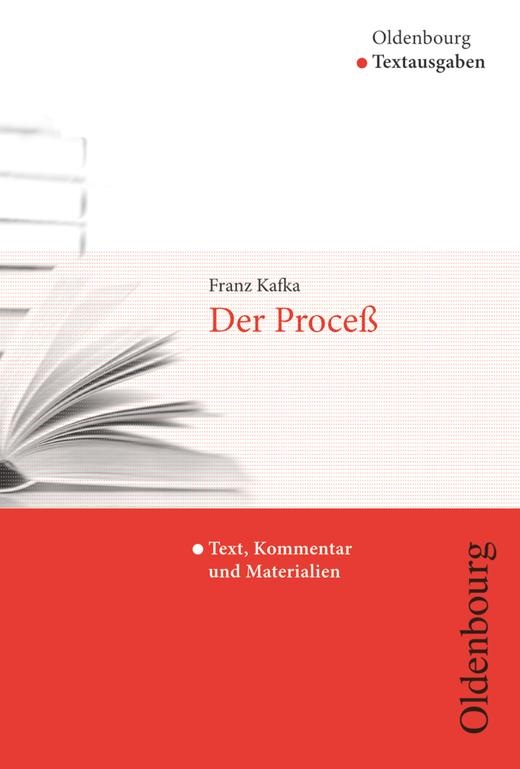 Oldenbourg Textausgaben - Der Proceß