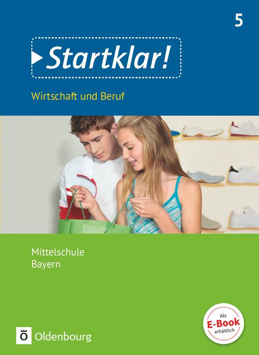 Startklar! - Schülerbuch - 5. Jahrgangsstufe