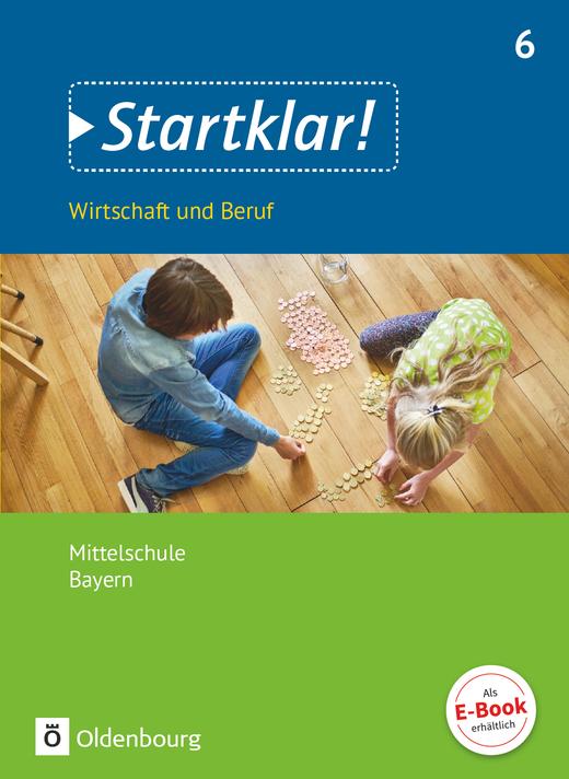 Startklar! - Schülerbuch - 6. Jahrgangsstufe