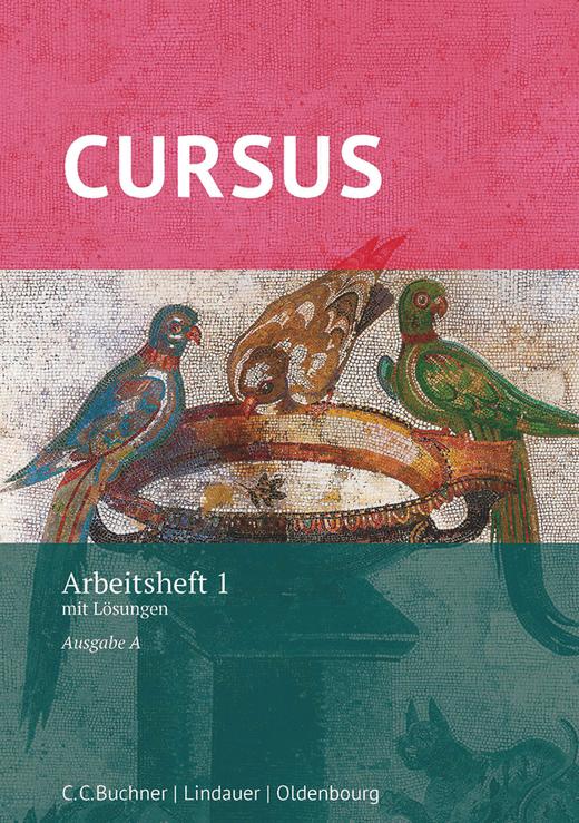 Cursus - Arbeitsheft 1 mit Lösungen