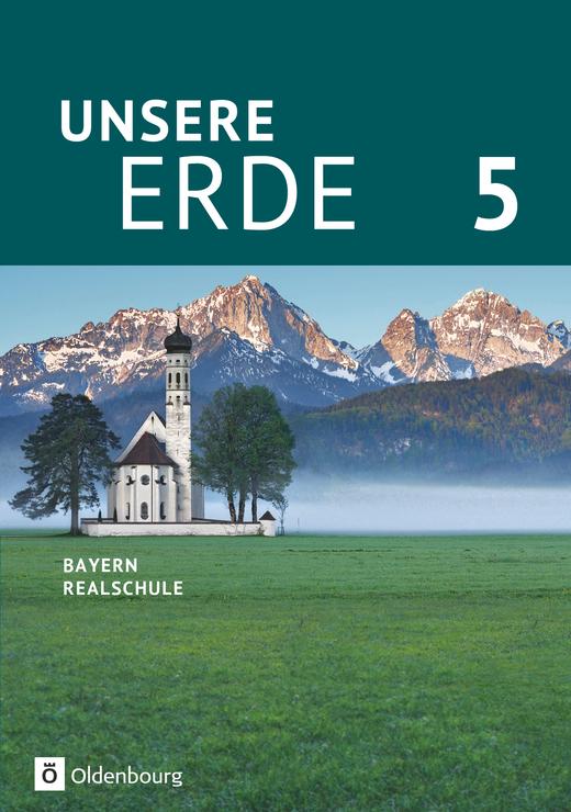 Unsere Erde (Oldenbourg) - Schülerbuch - 5. Jahrgangsstufe