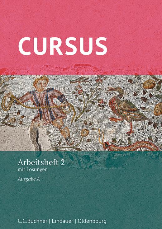 Cursus - Arbeitsheft 2 mit Lösungen