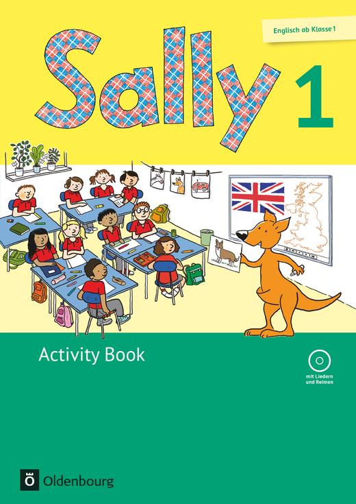 Sally - Activity Book - 1. Schuljahr