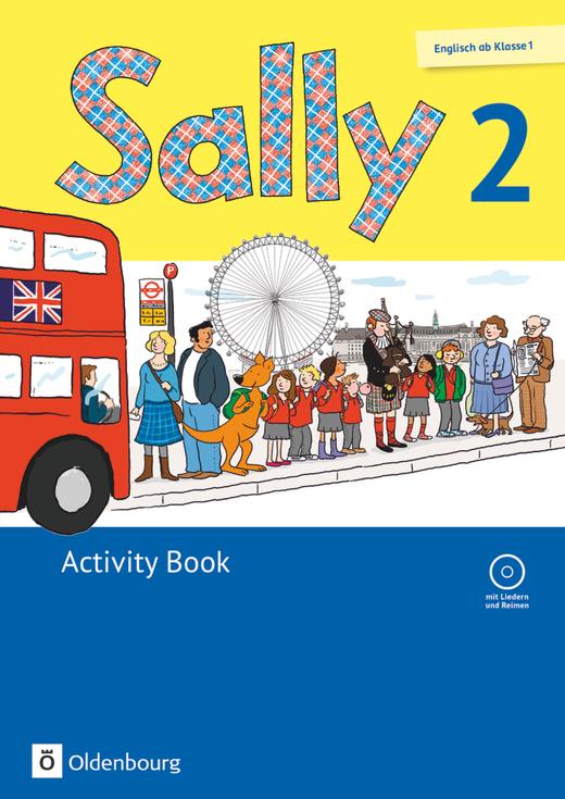 Sally - Activity Book - 2. Schuljahr