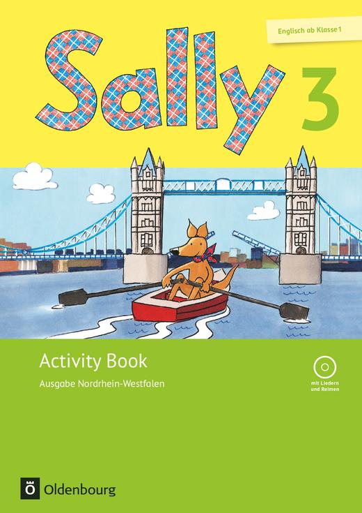 Sally - Activity Book - 3. Schuljahr