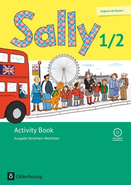 Sally - Activity Book - 1./2. Schuljahr