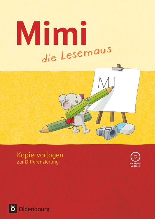 Mimi, die Lesemaus - Kopiervorlagen mit CD-ROM