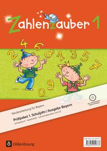 Zahlenzauber - Produktpaket - 1. Jahrgangsstufe