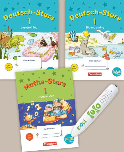 BOOKii-Starter-Sets - Produktpaket - 1. Schuljahr