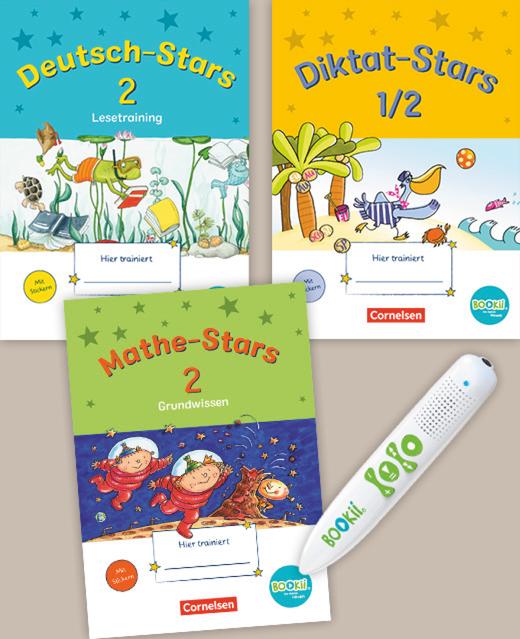 BOOKii-Starter-Sets - Produktpaket - 2. Schuljahr