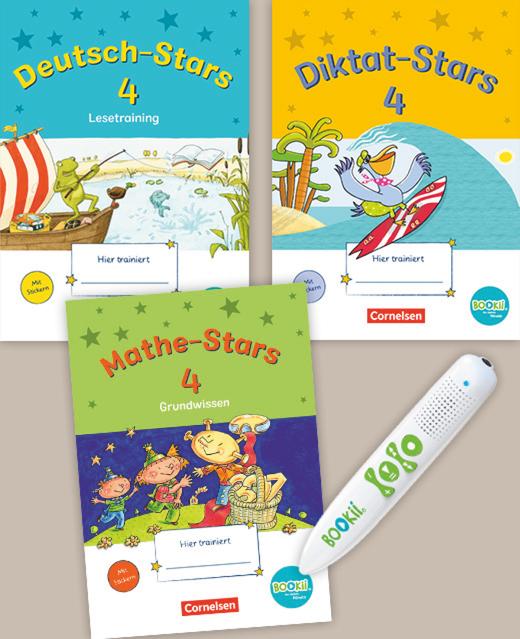BOOKii-Starter-Sets - Produktpaket - 4. Schuljahr