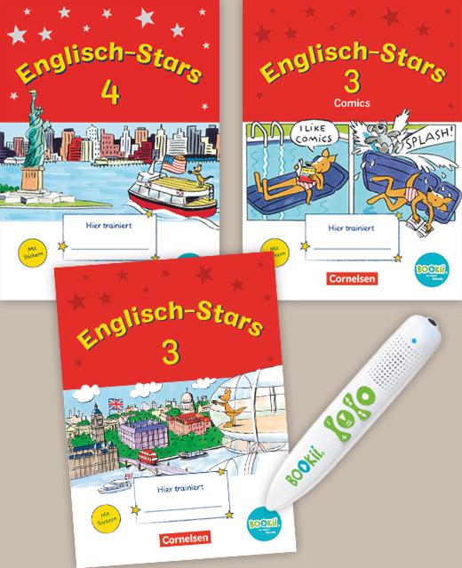 BOOKii-Starter-Sets - Produktpaket - 3./4.Schuljahr