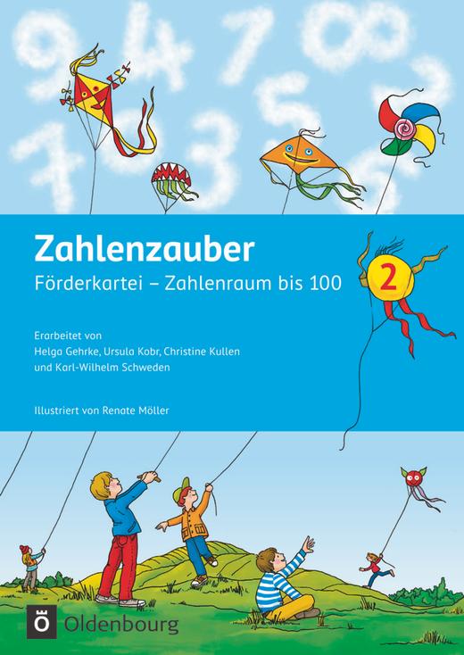 Zahlenzauber - Förderkartei - 2. Schuljahr