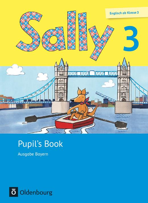 Sally - Pupil's Book - 3. Jahrgangsstufe