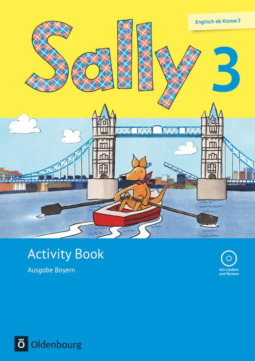 Sally - Activity Book - 3. Jahrgangsstufe