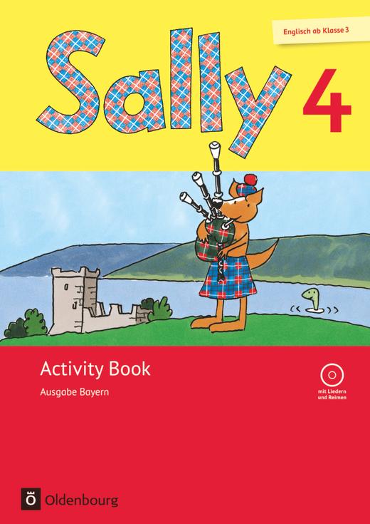 Sally - Activity Book - 4. Jahrgangsstufe