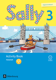 Sally - Activity Book: Förderheft - 3. Schuljahr