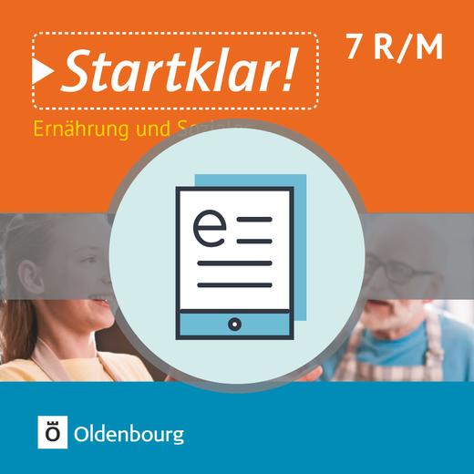 Startklar! - Schülerbuch als E-Book - 7. Jahrgangsstufe