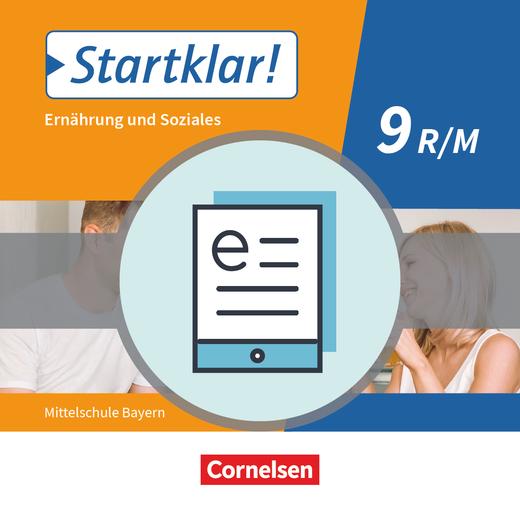 Startklar! - Schülerbuch als E-Book - 9. Jahrgangsstufe
