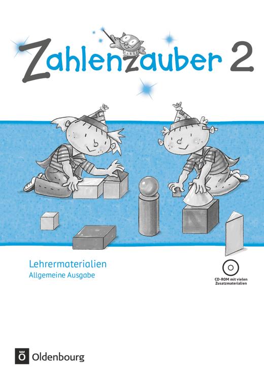 Zahlenzauber - Lehrermaterialien mit CD-ROM - 2. Schuljahr