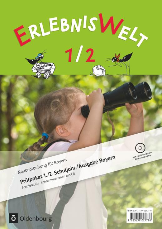 Erlebniswelt - Produktpaket - 1./2. Jahrgangsstufe